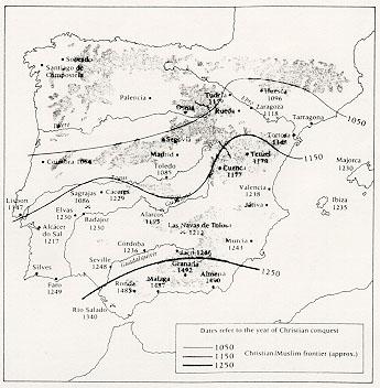 España musulmana (siglos 12-14)
