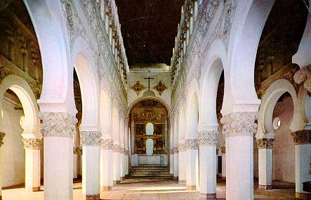 Toedo. Sinagoga, Santa maría la Blanca