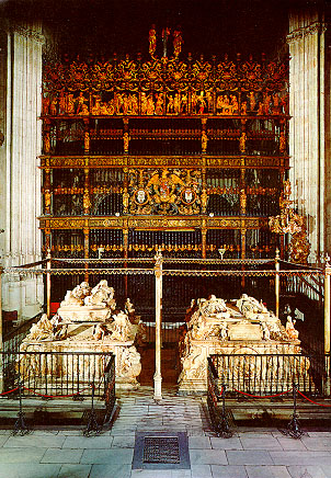 Catedral de Granada. Sepulcro Reyes Católicos
