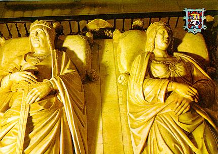 Catedral de Granada. Tumba del los Reyes Católicos