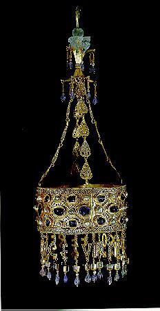 Corona votiva Recesvinto sig.VII
